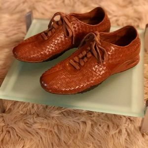 Cole Haan Shoes - Cole Haan Woven Flats with Nike Air Technology